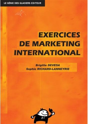 Exercices de Marketing International - Livre