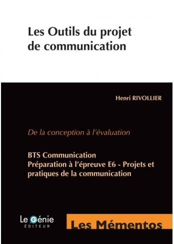 Les outils du projet de communication