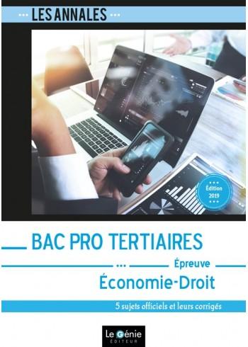 Bac Pro Tertiaires - Économie-Droit