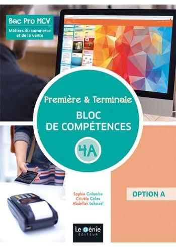 Bloc de compétences 4A : Animer et gérer l'espace commercial