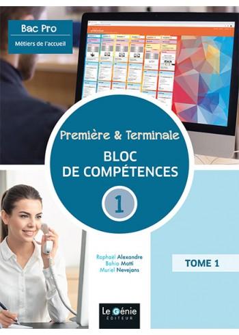 Bloc de compétences 1 : Gérer l'accueil multicanal à des fins d'information, d'orientation et de conseil