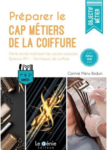 Préparer le CAP Métiers de la coiffure