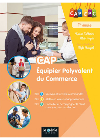 CAP Équipier polyvalent du commerce