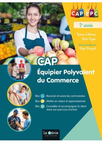 CAP Équipier polyvalent du commerce - 2e année
