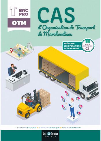 Cas d'organisation de transport de marchandises - Bloc de compétences C1