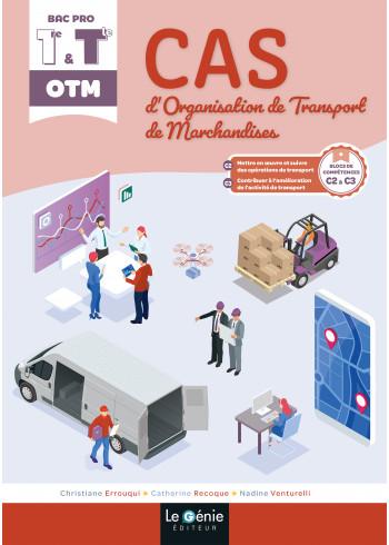 Cas d'organisation de transport de marchandises - Blocs de compétences C2 et C3