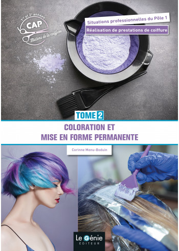 Tome 2 - Coloration et mise en forme permanente