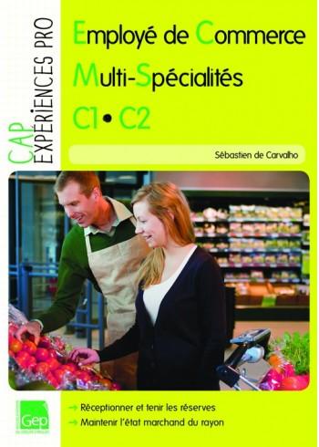 Employé de commerce multi-spécialités - C1.C2