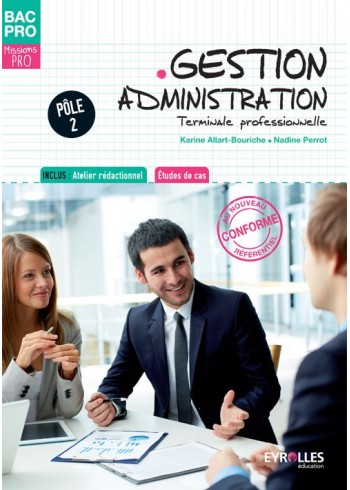 Gestion administration - Terminale - Pôle 2