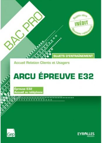 Sujets d'entraînement - ARCU