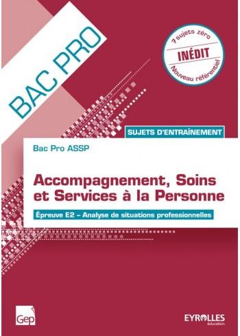 Sujets d'entraînement - Bac Pro ASSP