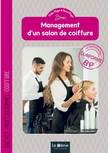 Management d'un salon de coiffure