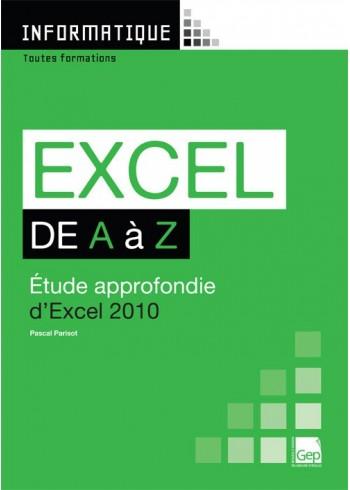 Excel 2010 de A à Z