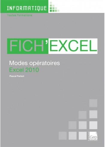 Fich'Excel 2010