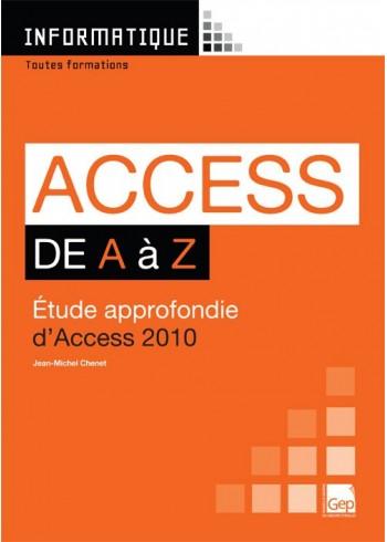 Access 2010 de A à Z