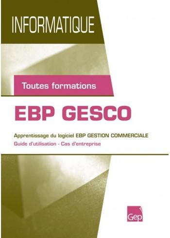EBP GESCO - Gestion commerciale