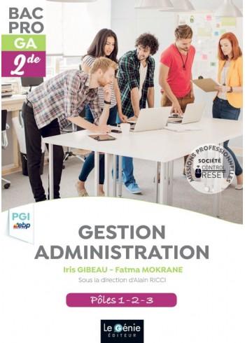 Gestion Administration EBP - Seconde
