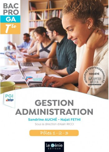 Gestion Administration EBP - Terminale