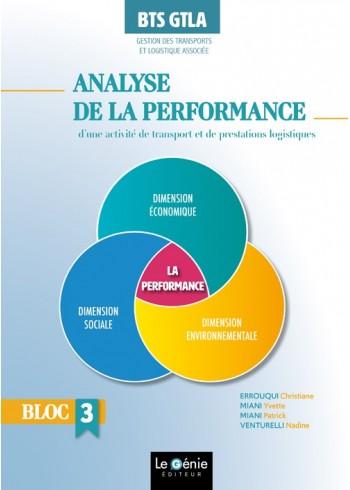 Analyse de la performance d'une activité de transport et de prestations logistiques- Bloc 3